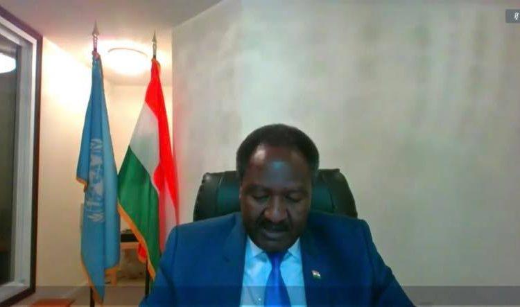 Intervention de M. Abdou Abarry Représentant permanent du Niger auprès des Nations unies au briefing du Conseil de sécurité sur le Rapport du Secrétaire Général sur la Non- Prolifération Nucléaire