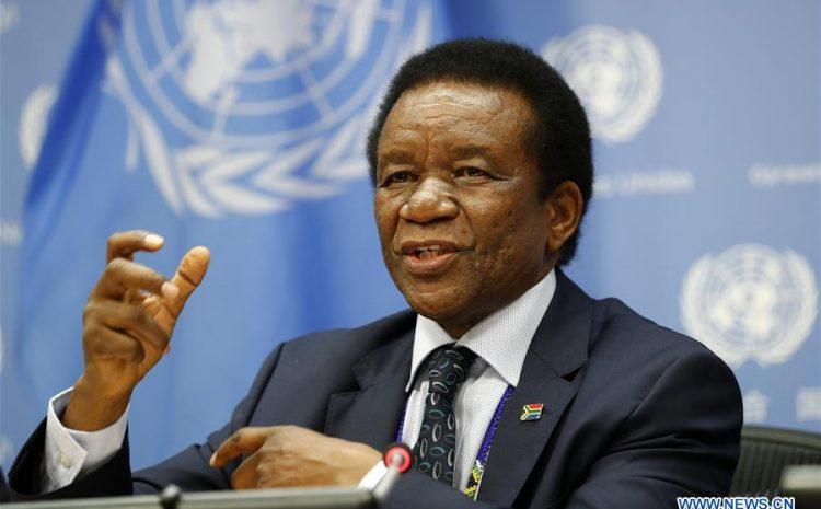 Déclaration du représentant permanent de l'Afrique du Sud auprès des Nations Unies M. Jerry Matthews Matjila au nom des A3 + 1 au Conseil de sécurité sur la République démocratique du Congo…