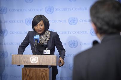 Déclaration de Mme Sylvie Baïpo-Temon, ministre des Affaires étrangères et des Centrafricains à l'étranger de la République centrafricaine à la réunion du Conseil de sécurité sur la situation en RCA et les activités de la MINUSCA