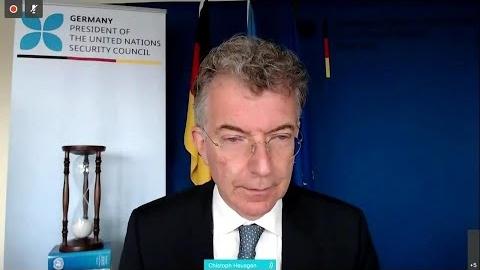 Eléments de Presse:  réunion de consultation du Conseil de Sécurité des Nations Unies sur la situation au Mali