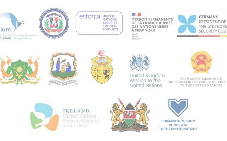 Déclaration conjointe de 10 membres du Conseil de sécurité des Nations Unies sur le Climat…