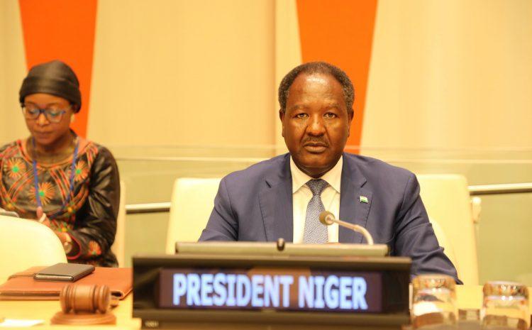 Allocution de M. Abdou ABARRY, Représentant Permanent du Niger auprès des Nations Unies au débat Public du Conseil de Sécurité sur Les enfants dans les conflits armés : Attaques contre les écoles : une grave violation des droits de l'enfant (au nom des A3+1)