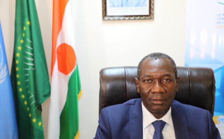 Projet de déclaration de M. Aougui Niandou, Représentant Permanent Adjoint du Niger auprès des Nations Unies sur la Mission des Nations Unies pour l'Organisation d'un Référendum au Sahara Occidental (MINURSO)