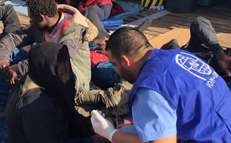 Méditerranée : 11 migrants morts noyés au large de la Libye (OIM)
