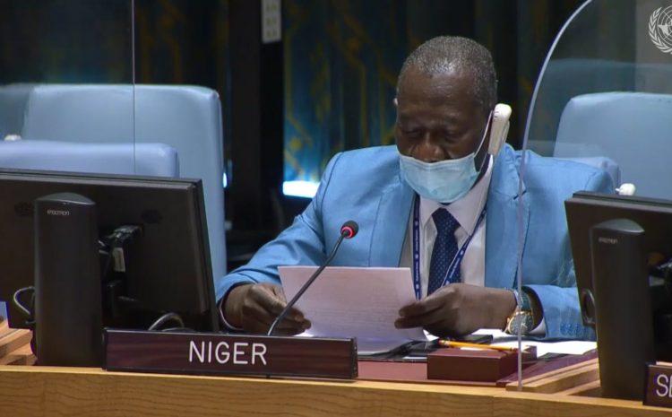 Déclaration de M. Aougui NIANDOU, Représentant Permanent-Adjoint du Niger auprès des Nations Unies au briefing du Conseil de Sécurité sur la situation au Yémen
