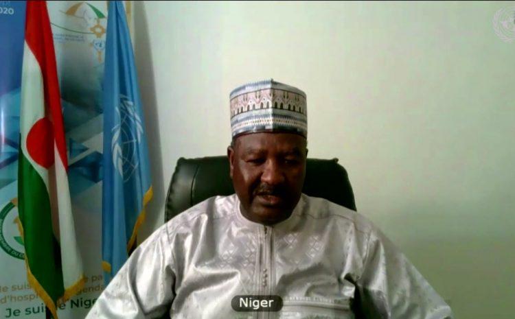 Allocution de M. Abdou Abarry, Représentant Permanent du Niger auprès des Nations Unies sur la Situation en Libye