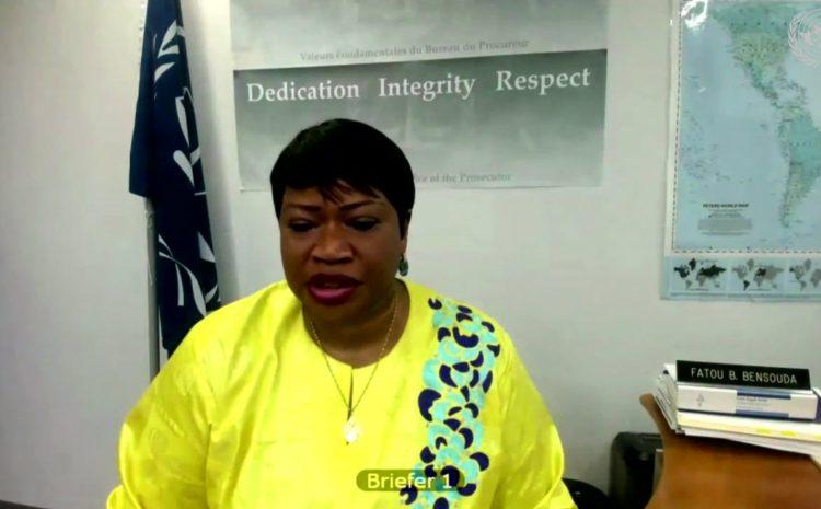 Déclaration de Mme Fatou Bensouda, Procureur de la Cour pénale internationale au Conseil de sécurité des Nations unies sur la situation en Libye, en application de la résolution 1970 (2011) du Conseil de Sécurité des Nations unies…