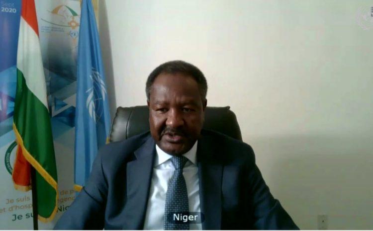 Déclaration de M. Abdou ABARRY, Représentant Permanent du Niger auprès des Nations Unies sur la situation politique et humanitaire en Syrie
