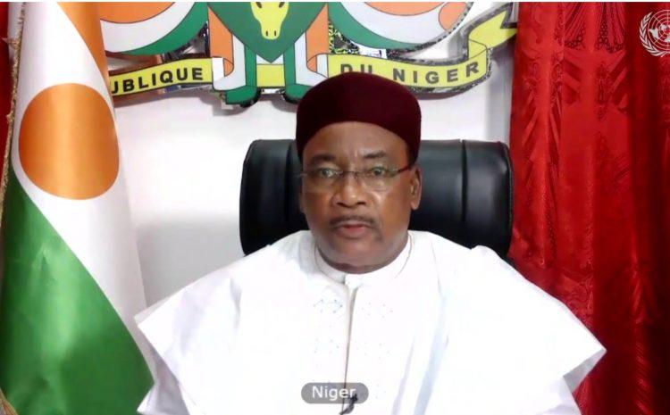 Allocution de S.E.M Issoufou Mahamadou Président de La République, Chef de L'Etat « Coopération entre les Nations Unies et les Organisations régionales et sous-régionales (Union Africaine)