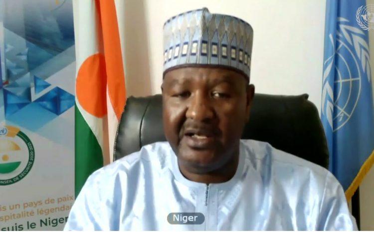 Intervention de M. Abdou Abarry Représentant Permanent du Niger auprès des Nations Unies au briefing du Conseil de Sécurité sur la Bosnie-Herzégovine