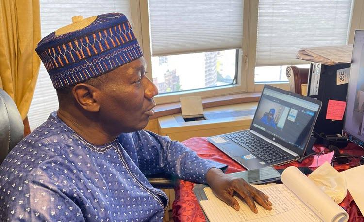Déclaration de M. Aougui NIANDOU, Représentant Permanent du Niger auprès des Nations Unies Sur la situation en IRAK (UNAMI)
