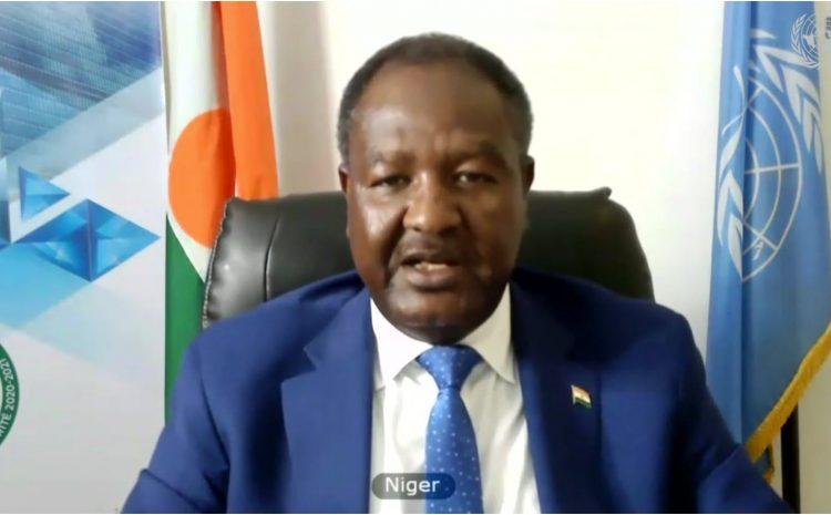 Intervention de M. Abdou ABARRY Représentant Permanent du Niger auprès des Nations  au débat public du Conseil de Sécurité sur la situation au Moyen Orient, y compris la question Palestinienne