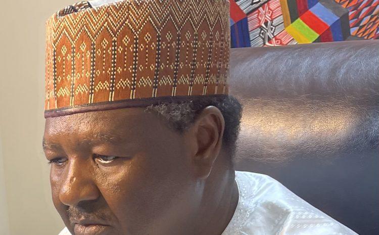 Allocution de M. Abdou Abbary, Représentant Permanent du Niger auprès des Nations Unies   Réunion du Conseil de Sécurité sur la situation en Afghanistan