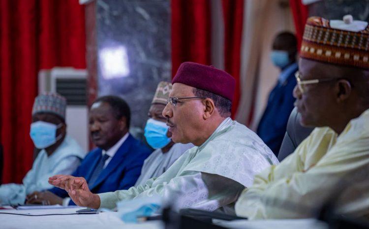 Déclaration de Son Excellence Monsieur Bazoum Mohamed Président de la République du Niger Événement de Haut Niveau Commémoration de la Journée Internationale pour la Protection de l'Éducation des Attaques