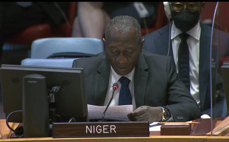 Déclaration de M. Aougui Niandou, Représentant permanent adjoint du Niger  aux Nations Unies Au nom des A3 et de St. Vincent et les Grenadines sur la mission des Nations unies en Afghanistan (MANUA)