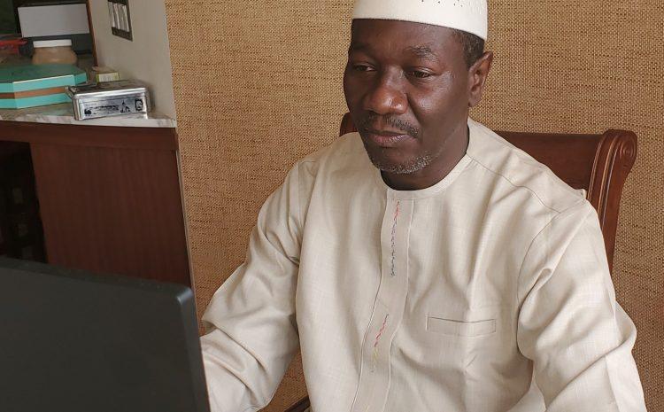 Déclaration M. Aougui Niandou Représentant permanent adjoint du Niger auprès des Nations Unies lors de la réunion par visio conference d'information du Haut Commissaire des Nations Unies pour les réfugiés