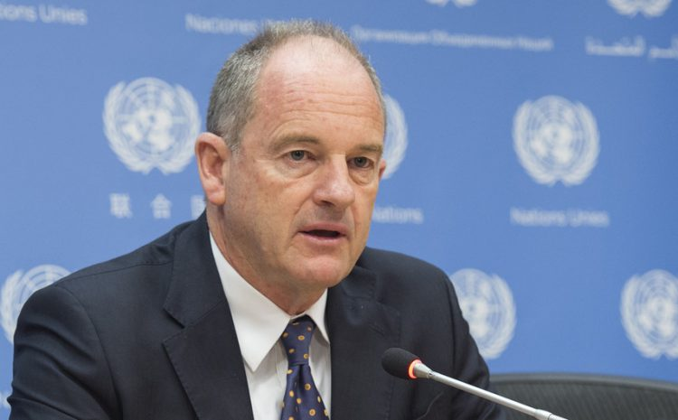 Déclaration de M. David Shaerer Représentant Spécial du Secrétaire général des Nations Unies pour  le Sud Soudan au Conseil de sécurité sur la situation au Soudan du Sud