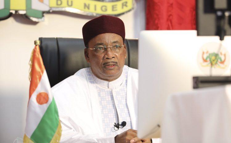 Déclaration de S.E.M Issoufou Mahamadou Président de La République, Chef De L'Etat, Président du Conseil de Sécurité des Nations Unies pour le mois de septembre 2020