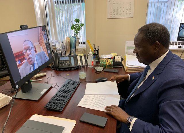 Déclaration de M. Abdou ABARRY, Représentant permanent du Niger auprès des Nations Unies  (Au nom de l'A3+1) au briefing du Conseil de sécurité  Sur la situation en Guinée-Bissau