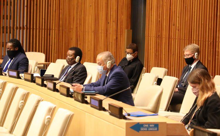 DÉCLARATION PAR L'AMBASSADEUR JERRY MATJILA REPRÉSENTANT PERMANENT DE L'AFRIQUE DU SUD AUX NATIONS UNIES LORS DE LA RÉUNION DU CONSEIL DE SÉCURITÉ SUR LE SOUDAN