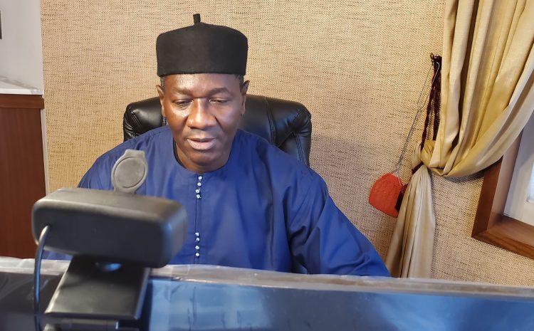 Déclaration de M. Aougui Niandou Représentant Permanent Adjoint du Niger auprès des Nations  Réunion en formule Arria sur la situation des Droits de l'Homme et du Droit International Humanitaire au Yémen