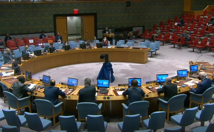 Statement by H.E. Inga Rhonda King  PR of Saint Vincent and the Grenadines to the United Nations on behalf of  Kenya, Niger, Tunisia, and Saint Vincent and the Grenadines (A3+1) on Colombia Peace Process (UN Verification Mission) briefing.