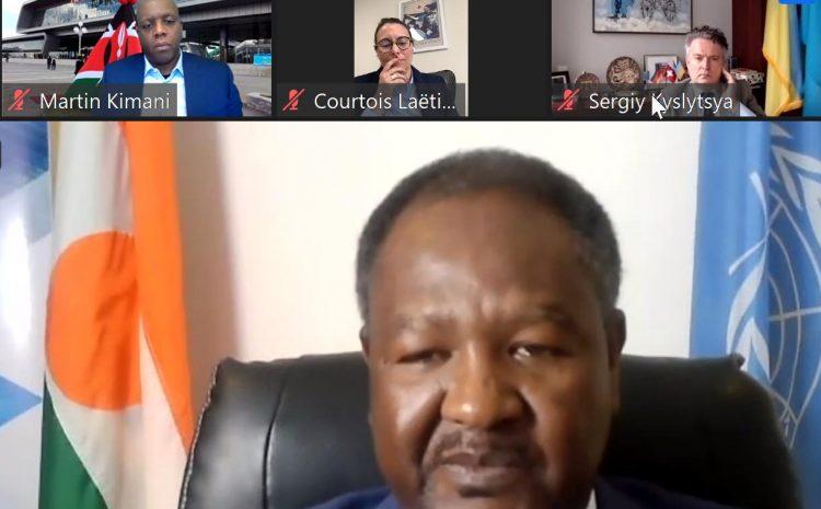 L'Afrique de l'Ouest au bord du précipice :  Visualiser le stress et l'insécurité climatiques