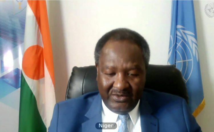 Déclaration de M. Abdou ABARRY, Représentant Permanent du Niger auprès des Nations Unies sur l'Ukraine au Conseil de sécurité.