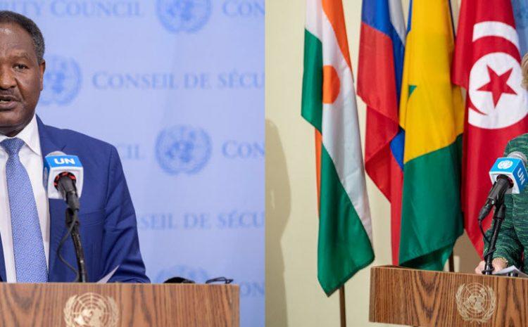 Communiqué conjoint de presse du Niger et de l'Irlande, co-partenaires, relatif a l'adoption de la déclaration du conseil de sécurité sur l'UNOWAS : les deux pays réaffirment leur soutien au représentant spécial du SG de l'ONU pour l'Afrique de l'Ouest et le Sahel