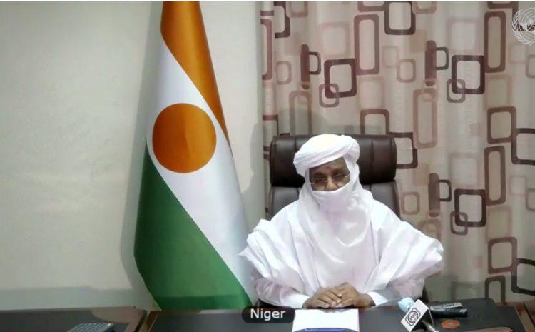 Déclaration de Son Excellence M. Brigi Rafini, Premier Ministre, Chef du Gouvernement de  la République du Niger  au  débat de Haut Niveau du Conseil de Sécurité Sur le thème : Faire face aux risques liés au climat pour la paix internationale