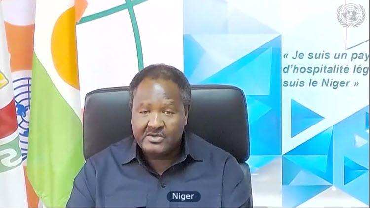 Déclaration de M. Abdou Abarry Représentant Permanent du Niger auprès des Nations Unies au débat de Haut Niveau sur le « Renforcement de la coopération entre les Nations Unies et les Organisations régionales et sous-régionales en vue de renforcer la confiance et le dialogue dans la prévention et la résolution des conflits