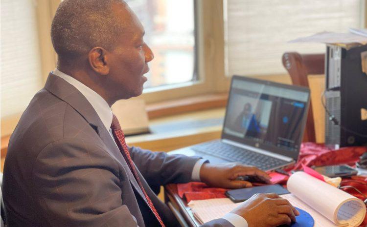 DECLARATION  DE M. AOUGUI NIANDOU REPRÉSENTANT PERMANENT ADJOINT DU NIGER AUPRES DES NATIONS UNIES  AU DEBAT PUBLIC DU CONSEIL DE SECURITE DE L'ONU SUR LES VIOLENCES SEXUELLES LIEES AUX CONFLITS
