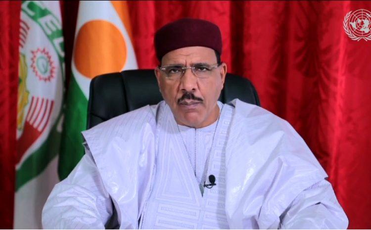 Allocution de S.E.M. Mohamed Bazoum a la réunion de haut niveau (RHN) sur le VIH/sida à l'Assemblée Générale des Nations-Unies.