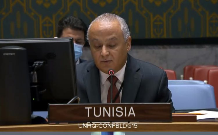 A3+1 Joint Statement delivered by H.E. the Permanent Representative of Tunisia  to the United Nations,  M. Tarek LADEB Security Council Briefing on the Central African Republic