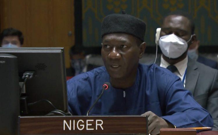 Déclaration de M. Aougui NIANDOU Représentant Permanent-adjoint du Niger auprès des Nations Briefing du Conseil de Sécurité sur la situation au Yémen