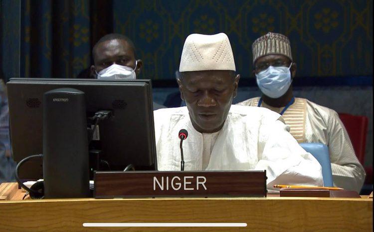 Déclaration de M. Aougui NIANDOU Représentant Permanent-adjoint du Niger auprès des Nations au briefing du Conseil de Sécurité sur la situation au Yémen